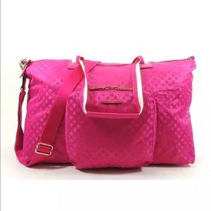 Kate Spade Bon Voyage Roma Weekender Bag $255 NEW